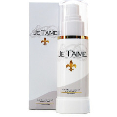 Je T'aime All Natural Water Based Lubricant