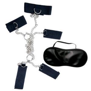 Nasstoys Dominant Submissive Collection Bondage Kit