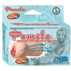 "Nasstoys Pamela Better Than Real ""REAL SKIN"" Pussy"