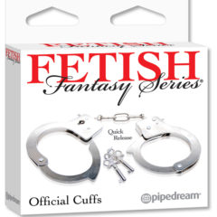 Pipedream Fetish Fantasy Series Original Cuffs