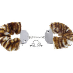 Pipedream Fetish Fantasy Series Original Furry Cuffs PD3804-42 Tiger
