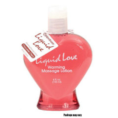 Pipedream Liquid Love Chocolate Cherry Warming Massage Lotion