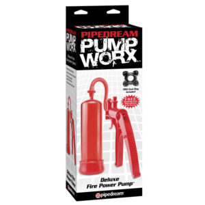 Pipedream Pump Worx Deluxe Fire Power Pump Manual