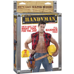 Pipedream Handyman Doll PD3580-00