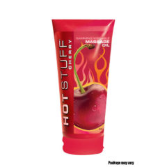 Topco Sales Hot Stuff® Warming Oil Cherry 6 fl. oz. (177 ml) Tube