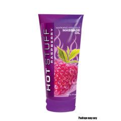 Topco Sales Hot Stuff® Warming Oil Raspberry 6 fl. oz. (177 ml) Tube