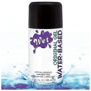 Wet Original Water Based Sex Lube