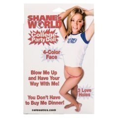 California Exotic Shane's World ® College Party Doll™