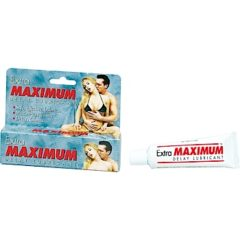 Nasstoys Extra Maximum Delay Lubricant