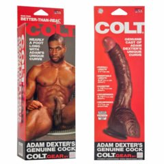 California Exotic Colt Gear Adam Dexter's Genuine Realistic Dildo Cock