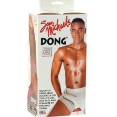 California Exotic Sean Michaels Realistic Dildo Dong