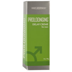 Doc Johnson Proloonging Delay Cream For Men Male Genital Desensitizer