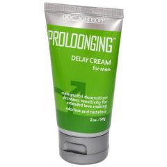 Doc Johnson Proloonging Delay Cream For Men Male Genital Desensitizer