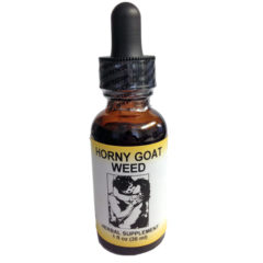 Horny Goat Weed Sex Enhancer Herbal Supplement Drops