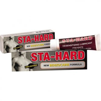 Nasstoys Sta-Hard Desensitizing Lubrican