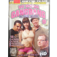 White Getto Films We Wanna Gangbang the Baby Sitter Nella Jay Emma Ash