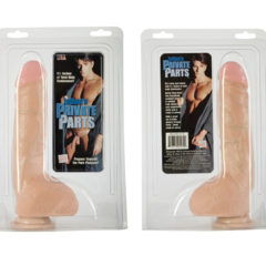 California Exotic Julian's Private Parts 9.5 inches Waterproof Realistic Dildo Dong