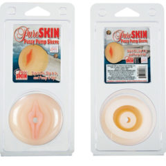California Exotic Pure Skin Pussy Pump Sleeve