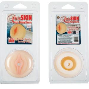California Exotic Pure Skin Pussy Pump Sleeve