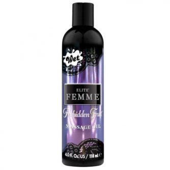 Elite Femme By Wet Massage Oil - Forbidden Fruit
