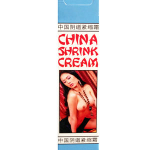 Nasstoys China Shrink Cream Tighten Vaginal Cream .5oz