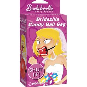 Pipedream Bachelorette Party Favors Bridezilla Ball Gag PD7439-00