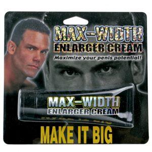 Pipedream Max Width Penis Maximize Enlarger Cream 1.5 oz