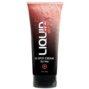 Topco Liquid Sex G-Spot Cream for Her Sex Enhancer