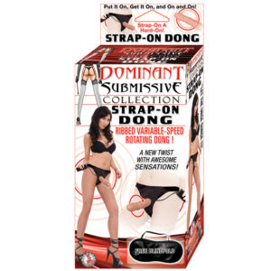Nasstoys Dominant Submissive Collection Strap-On Dong-Flesh