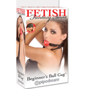 Pipedream Fetish Fantasy Series Beginners Ball Gag
