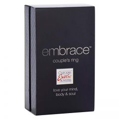embrace couple's ring Package