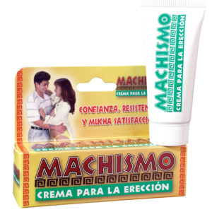 Pipedream Machismo Penis Erection Cream .5oz