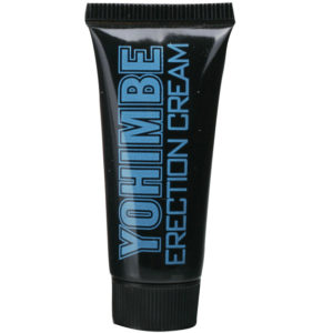 Pipedream YOHIMBE Penis Erection Herbal Cream .5oz