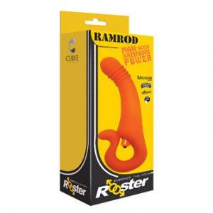 Curve Novelties Rooster Ramrod – Orange