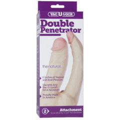 Doc Johnson Vac-U-Lock – Double Penetrator