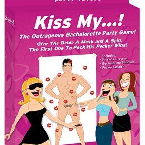 Bachelorette Party Favors Kiss My