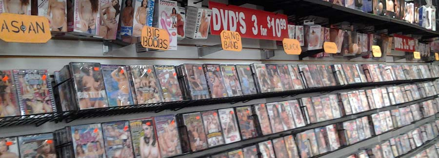 Adult Movies and DVD