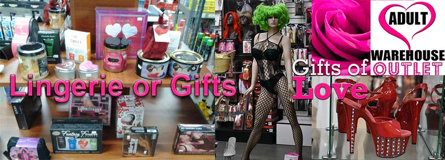 Shop Lingerie Or Gifts