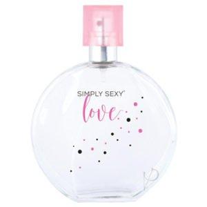 SIMPLY SEXY Pheromone Infused Perfume