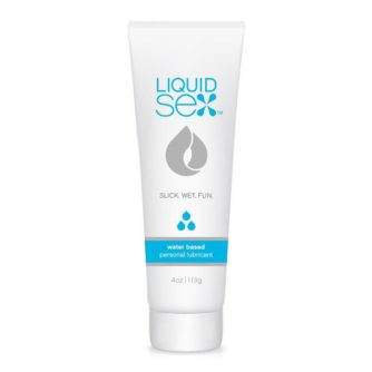 Liquid Sex- Classic Water-Based, 4 fl. oz.