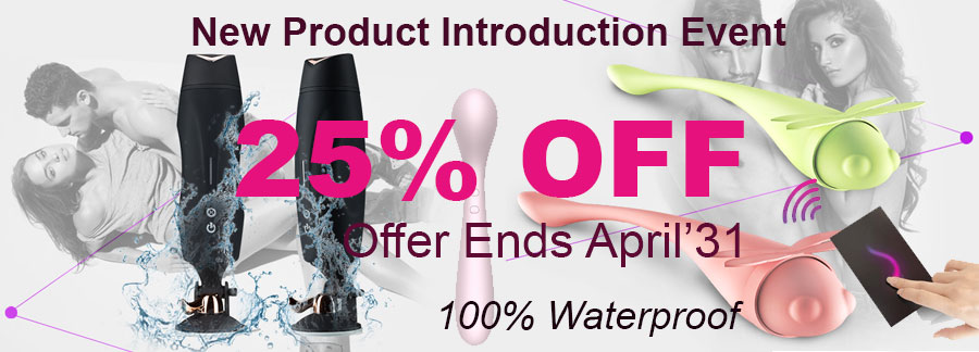 New Product Introduction 25% Off