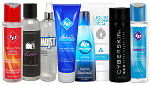 Water Lubricants