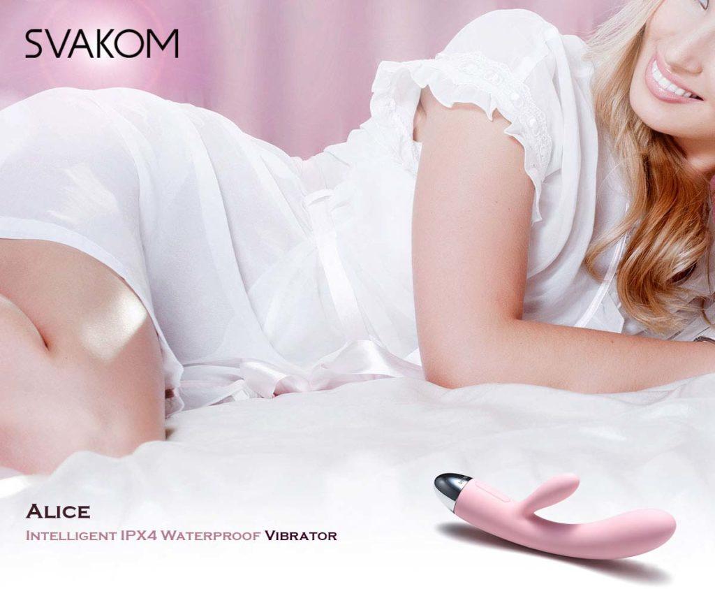 SVAKOM Alice G-spot Vibrator