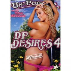 DP Desires 4 - Front Cover