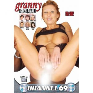 Granny Goes Anal