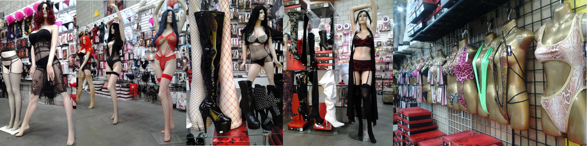 Adult Warehouse Outlet Lingerie