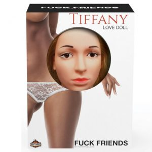 Fuck Friends Love Doll - Tiffany