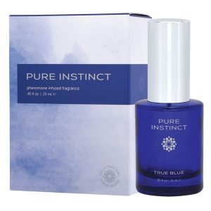 PURE INSTINCT Pheromone Infused Fragrance - True Blue- AWO
