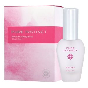 PURE INSTINCT Pheromone Infused Perfume