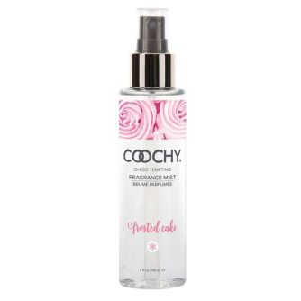 COOCHY Oh So Tempting Fragrance Mist – Frosted Cake